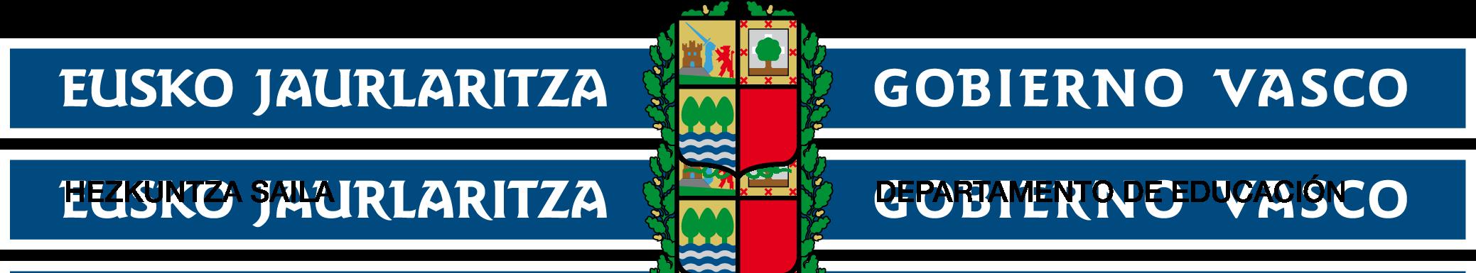 Gobierno Vasco - Departamento de Educación